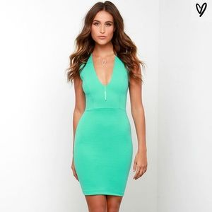 LOVE THE LIMELIGHT MINT GREEN DRESS